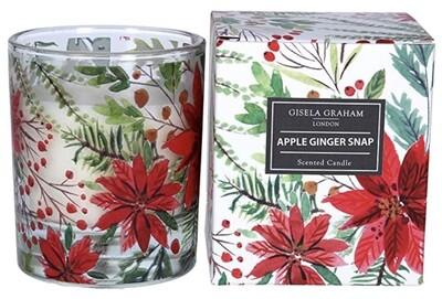 Gisela Graham Candle - Apple Ginger Snap