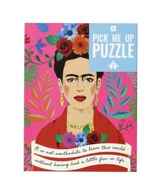 Jigsaw Puzzle Frida Kahlo 500 pieces