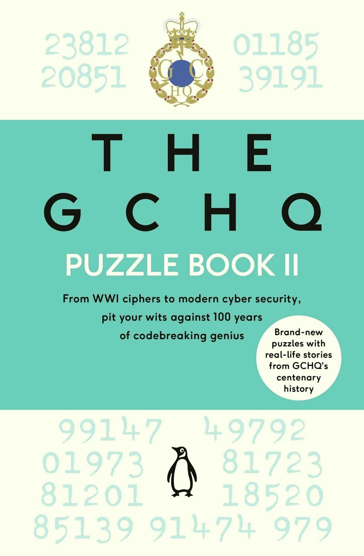 GCHQ Puzzle Book 2