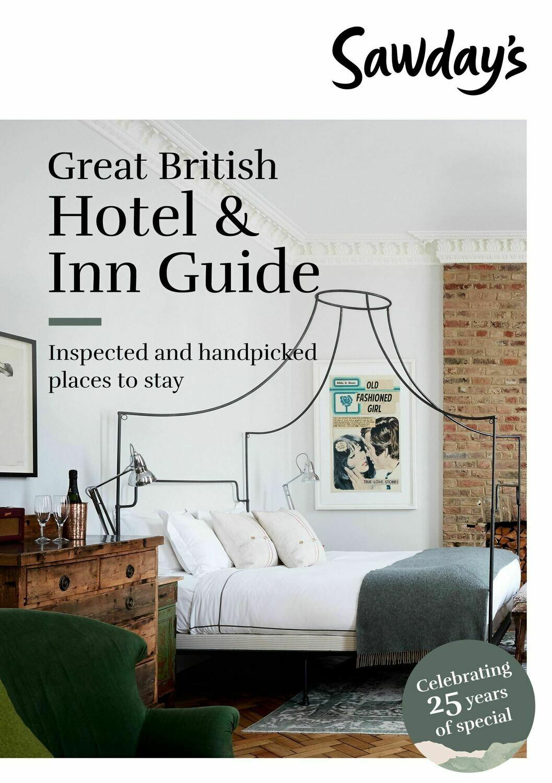 Great British Hotel & Inn Guide