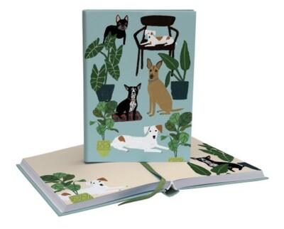 Roger la Borde Dog Palais Illustrated Journal