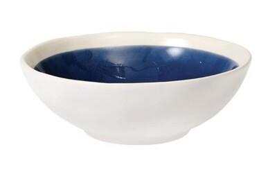 Ceramic Mezze Bowl - Navy