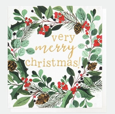 Charity Christmas Cards pack of 8