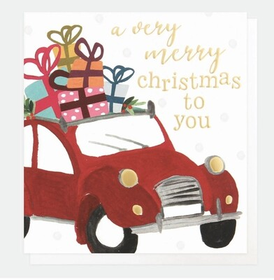 Charity Christmas Cards  Pack of 8.