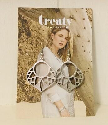 Treaty Moroccan  Earrings