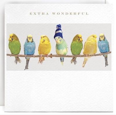 Card SOH - Extra Wonderful