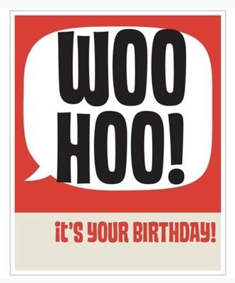 Card TM - Woo Hoo