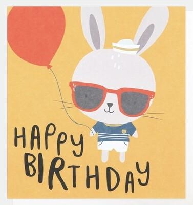 Card CG Happy Birthday Balloon