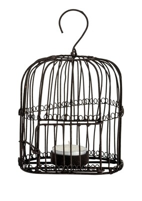 Birdcage T Light Holder