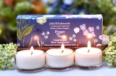 Forget Me Not Candles