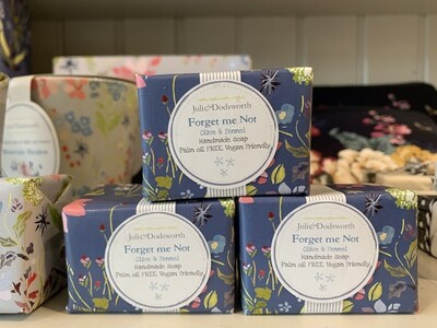 Forget Me Not Soap