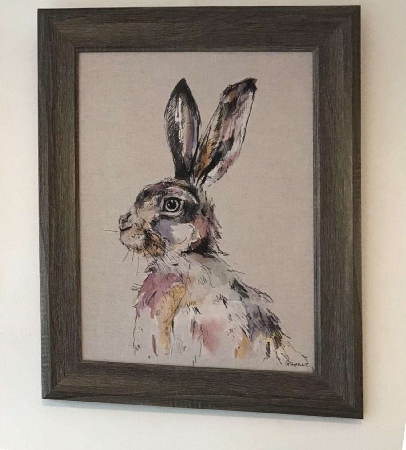 Hare Print -Jack