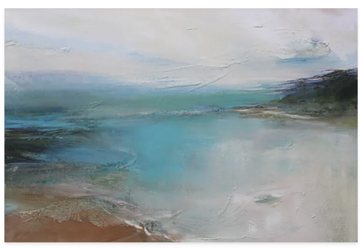 Canvas Print - Tribune Bay