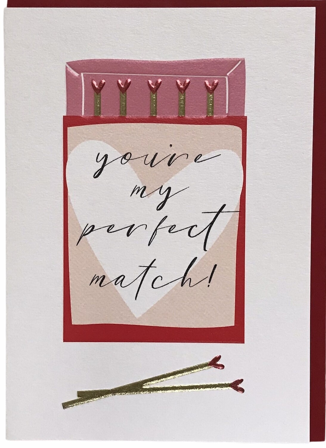 Card TM Perfect Match