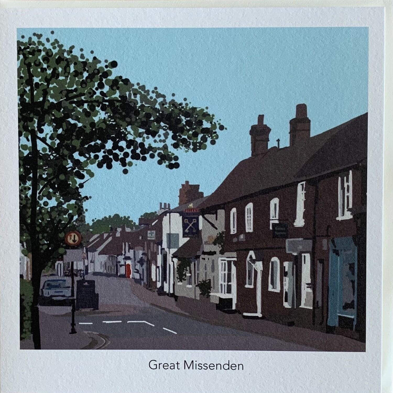 Card PC Great Missenden
