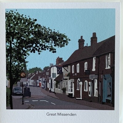 Card PC Great Missenden