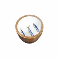 Mackerel nut bowl
