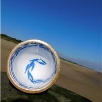 Swirl nut bowl