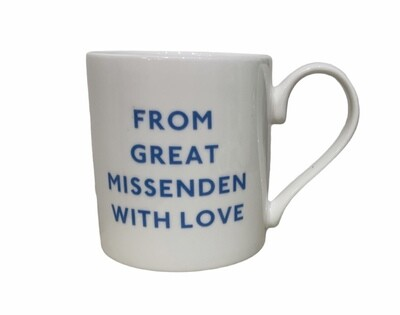 From Great Missenden With Love Mug sm
