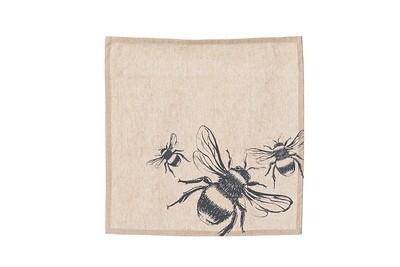 4 Bee Linen Napkins