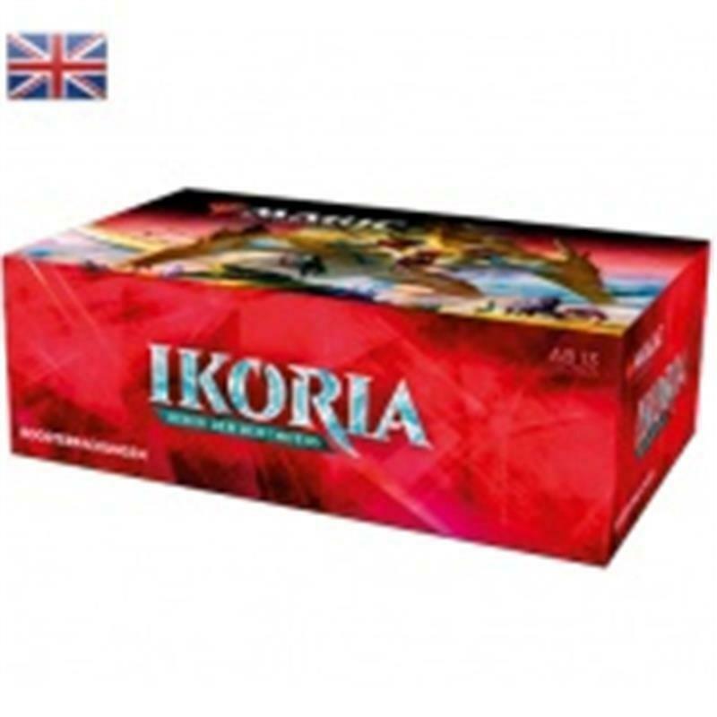 Ikoria booster box inglese