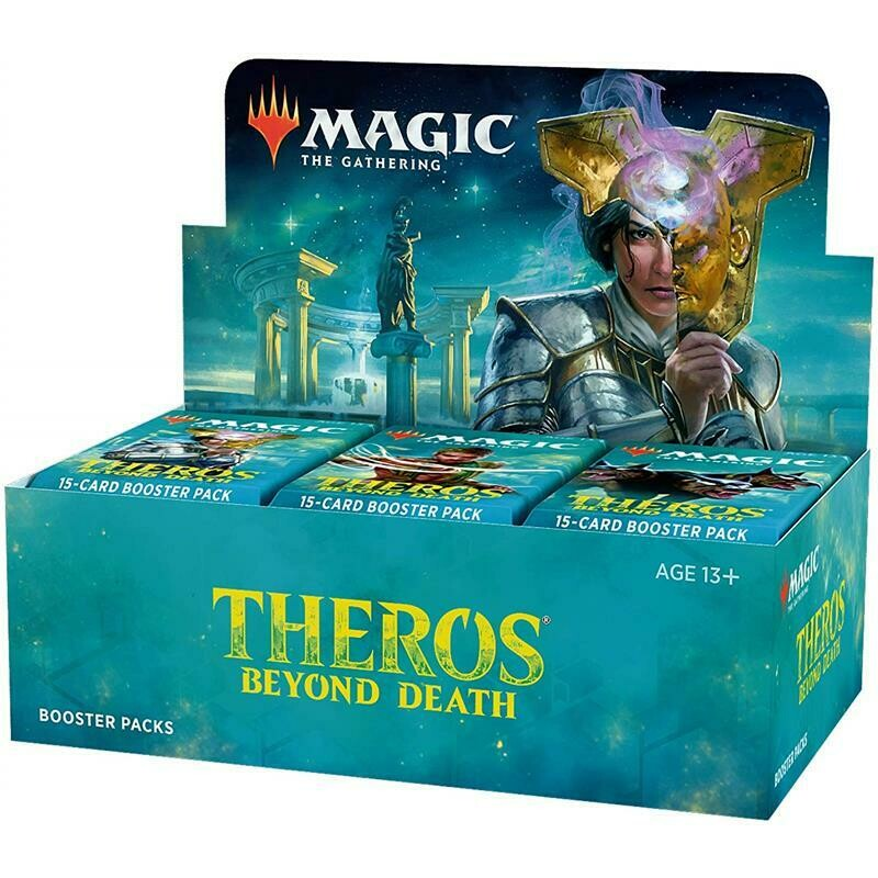 Theros Beyond Death booster box inglese