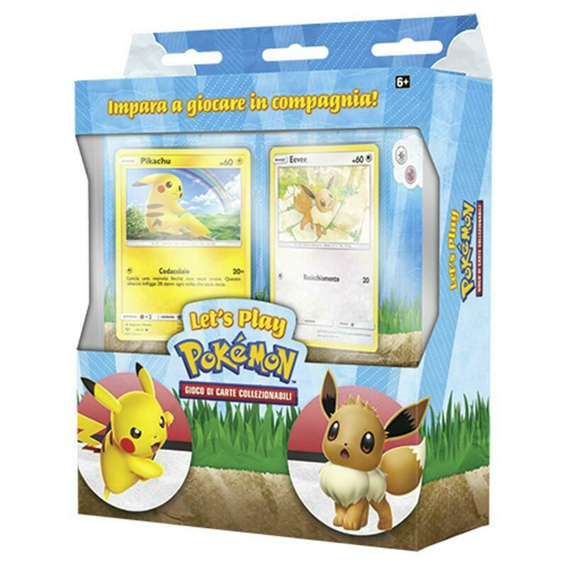 Pokemon Let's Play