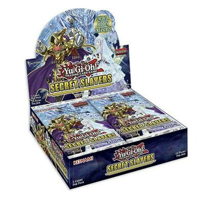 ASSASSINI SEGRETI BOOSTER BOX ITA
