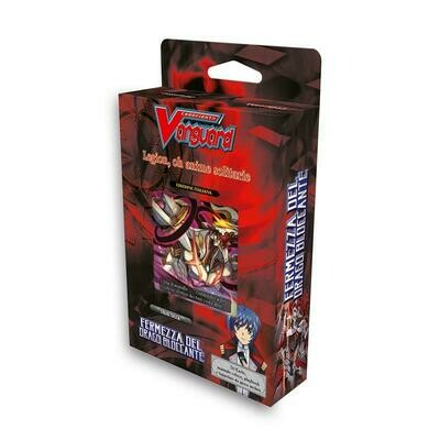 Trial Deck CF Vanguard 17 Fermezza del Drago Bloccante