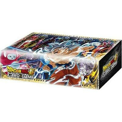 DragonBall Super Card Game Draft Box 5 Divine Multiverse EN