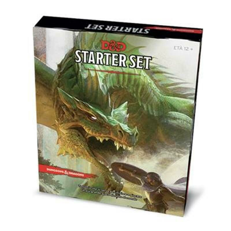 Dungeons & Dragons 5a ed. - Starter Set