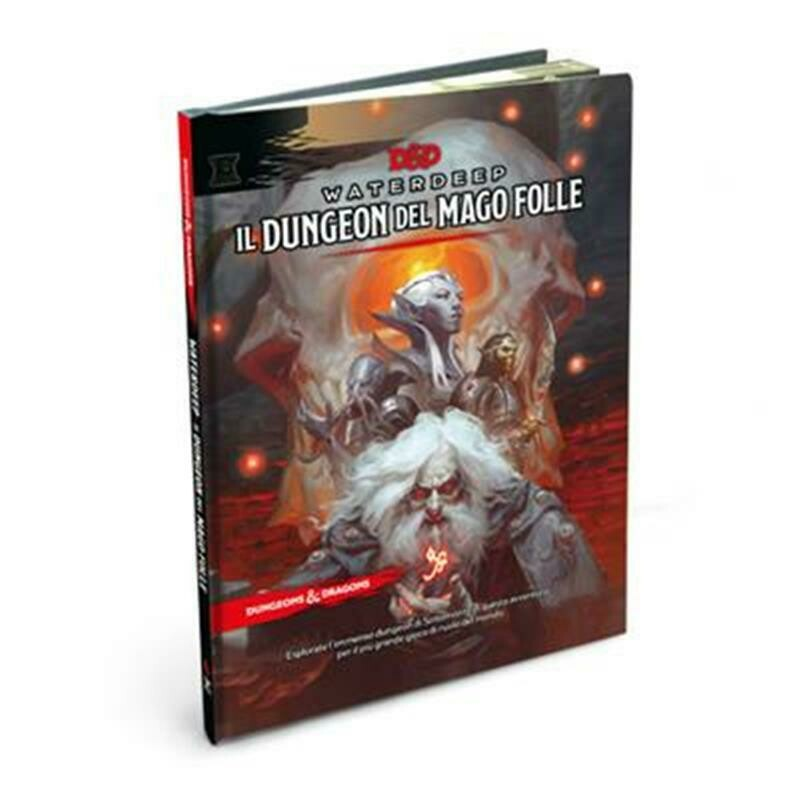 D&D - Waterdeep: Il Dungeon del Mago Folle