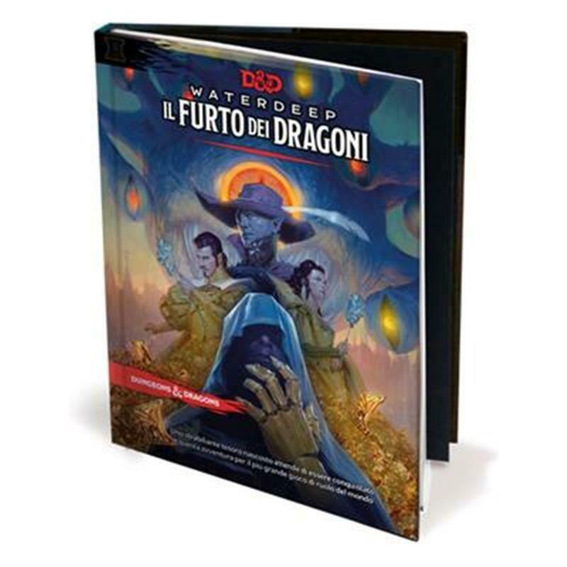 D&D - Waterdeep: Il Furto dei Dragoni