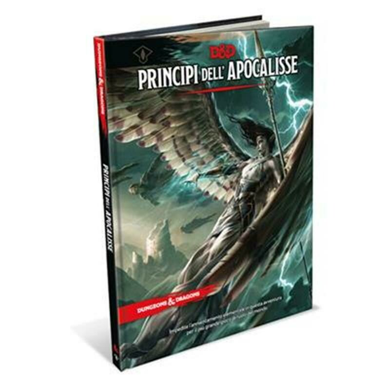 Dungeons & Dragons 5a ed. - Principi dell'Apocalisse