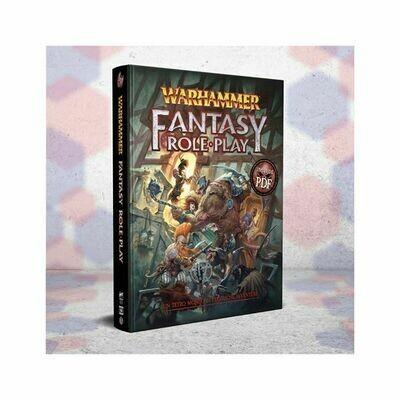 Warhammer Fantasy Roleplay 4ed