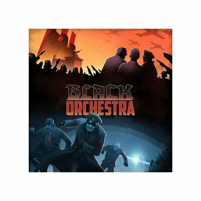 Black Orchestra -dal 31/03/2021