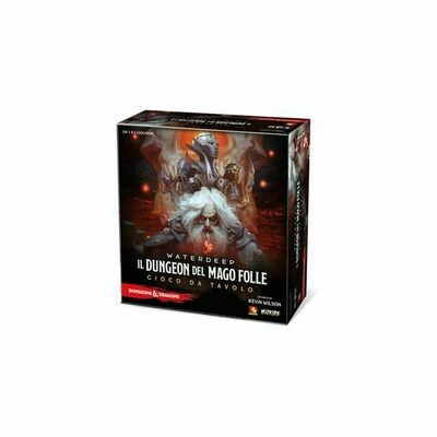 Dungeons & Dragons: Il Dungeon del Mago Folle