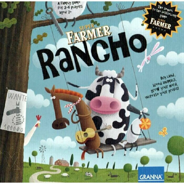 Super Farmer - Rancho
