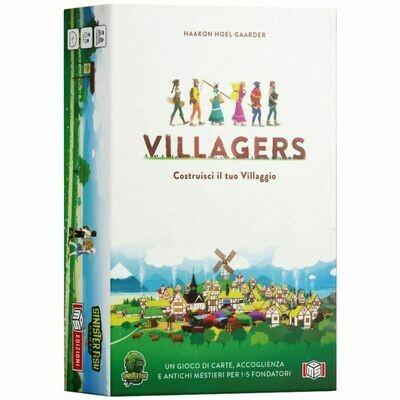 Villagers - Costruisci il tuo Villaggio
