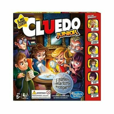 Cluedo - Junior