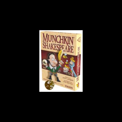 Munchkin - Shakespeare