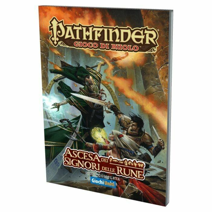 Pathfinder: Ascesa dei Signori delle Rune