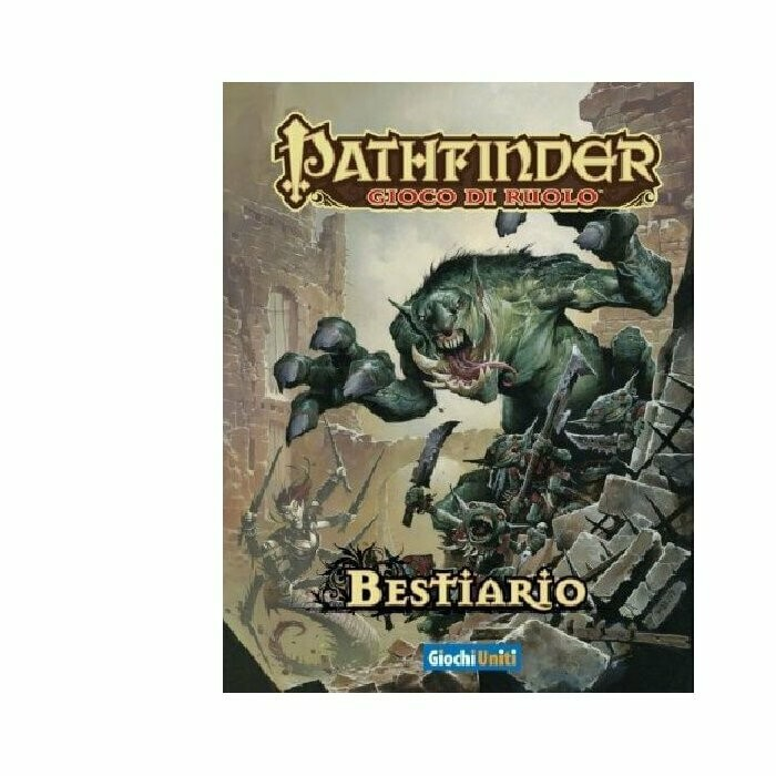 Pathfinder: Bestiario Pocket