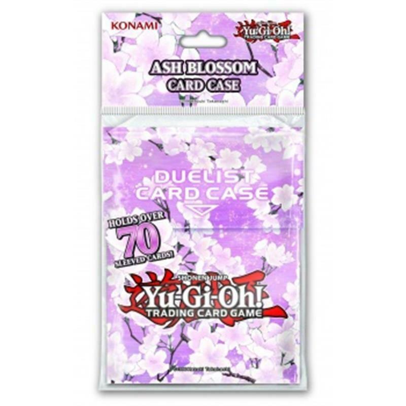 Yu-Gi-Oh! Porta Mazzo Ash Blossom