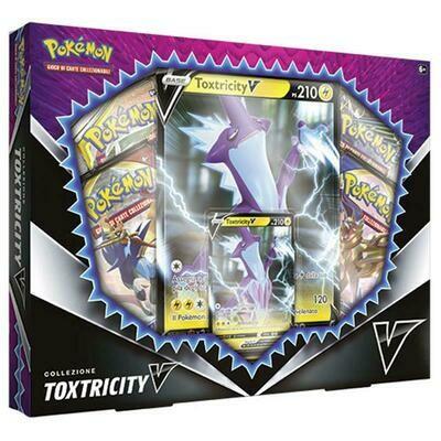 Pokemon Collezione Toxtricity- V