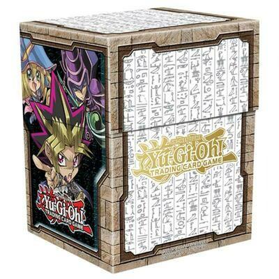 Yu-Gi-Oh! Porta Mazzo del Duellante Chibi