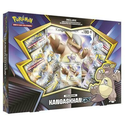 Pokemon Collezione Kangaskhan GX Box