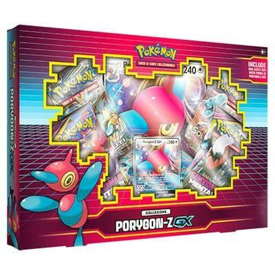 Pokemon Collezione Porygon- Z GX Box