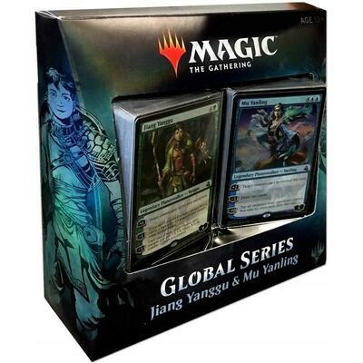 Magic Global Series Jiang Yanggu & Mu Yanling