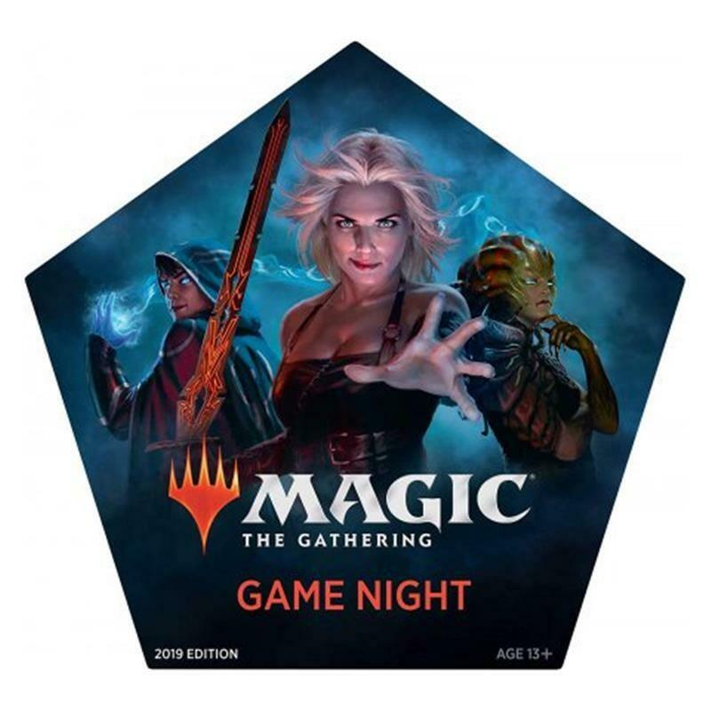 MTG - Game Night 2019 - EN